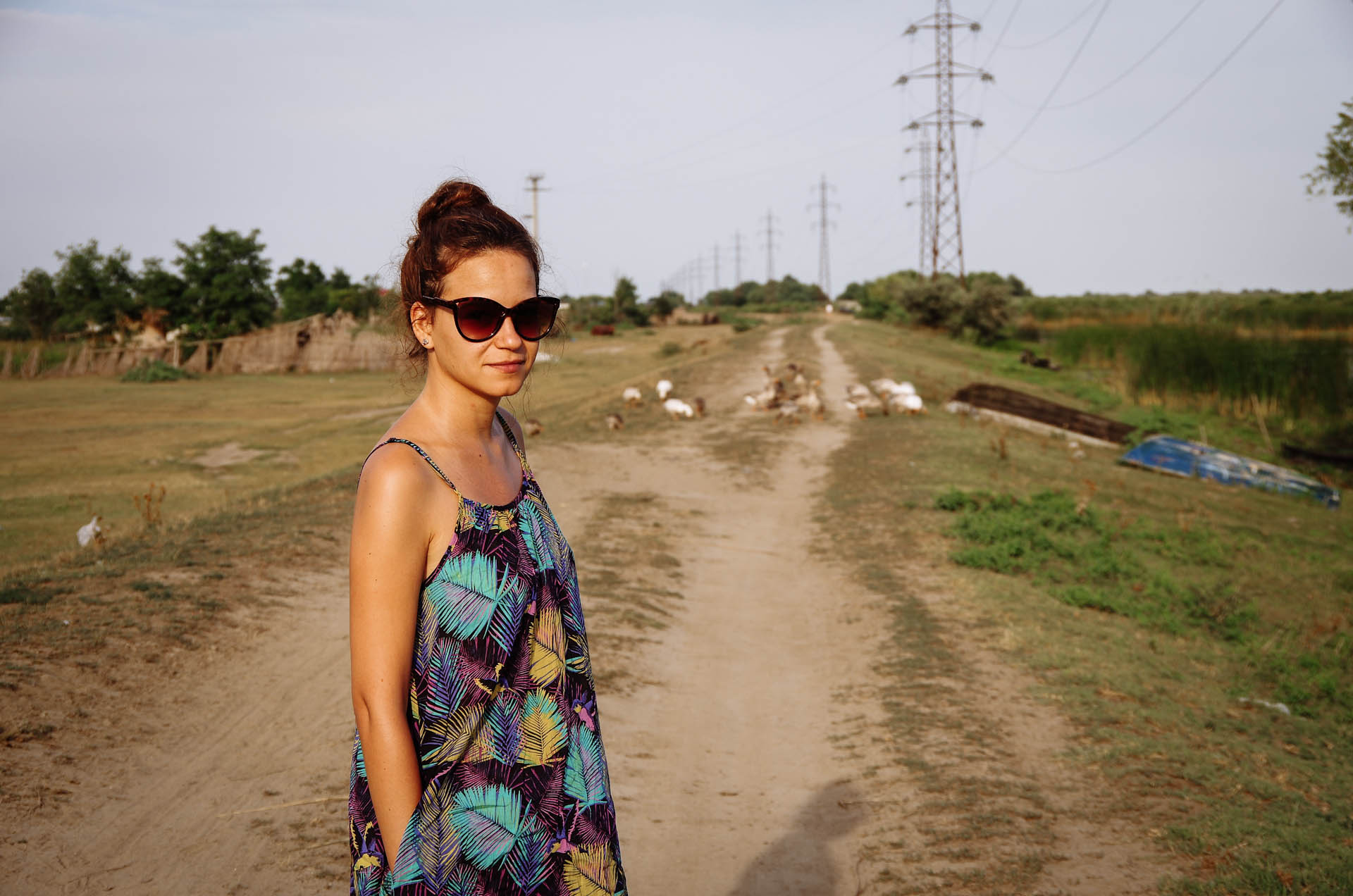 2014 MAY Romania Danube Delta people le-23